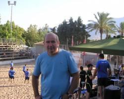 TΡΙΗΜΕΡΟ ΣΕΜΙΝΑΡΙΟ  ΔΙΑΙΤΗΣΙΑΣ Beach Soccer ΘΑ ΔΙΕΞΑΧΘΕΙ ΤΗΝ ΑΛΛΗ ΕΒΔΟΜΑΔΑ 7-9 ΙΟΥΝΙΟΥ ΣΤΟ ΓΑΛΑΤΣΙ ΔΗΛΩΣΑΝ 35 ΓΙΑ ΤΗΝ ΣΧΟΛΗ ΔΙΑΙΤΗΣΙΑΣ ΟΠΟΥ ΘΑ ΔΙΔΑΞΟΥΝ ΟΙ ΕΚΠΑΙΔΕΥΤΕΣ ΚΡΙΚΗΣ ΜΑΝΘΟΣ ΣΠΥΡΑΚΗΣ ΚΑΙ ΜΑΖΑΡΑΚΗΣ